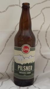 Bomber Brewing Pilsner