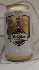 Persephone Brewing Golden Ale