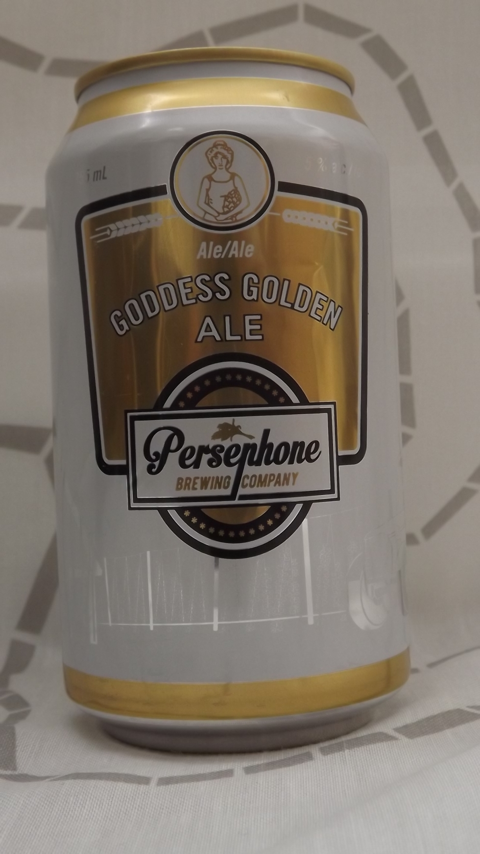 Persephone Brewing Golden Ale